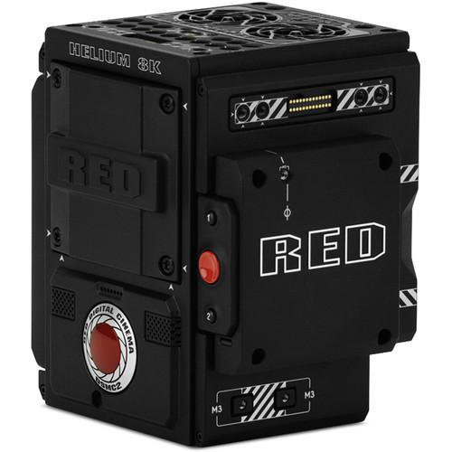 RED DIGITAL CINEMA DSMC2 BRAIN with HELIUM 8K