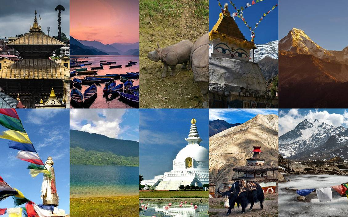 10 places of interest in Nepal for all Cinematographers