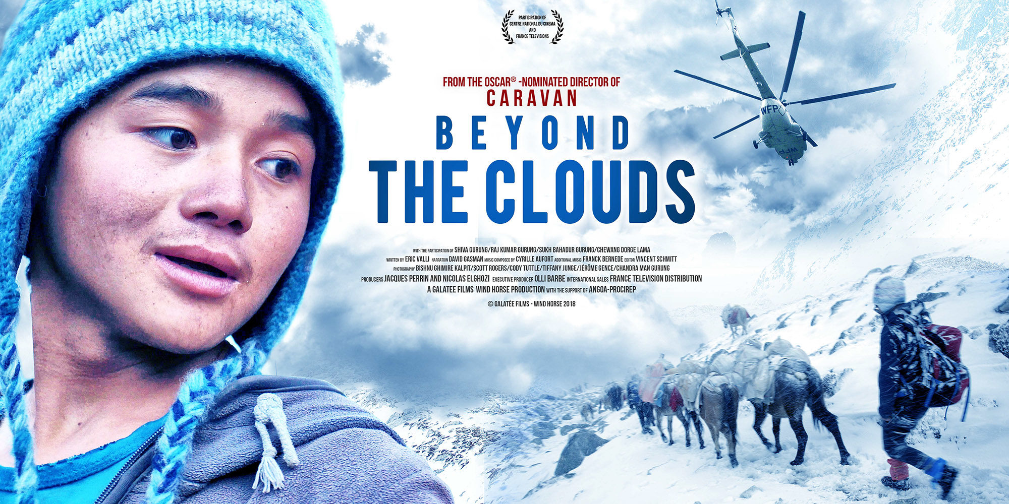 Film Review BEYOND THE CLOUDS : A Wandering Visual Treat