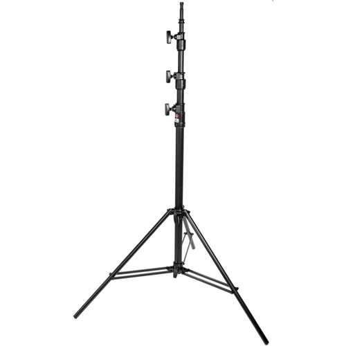 Film Crew Light/Heavy Triple Riser Kit Stand