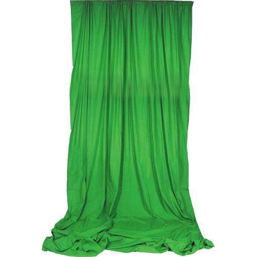 Chroma Sheet Background (10 x 24′, Green)