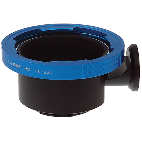 FotodioX Pro Lens Mount Adapter Arri PL to Sony E Mount