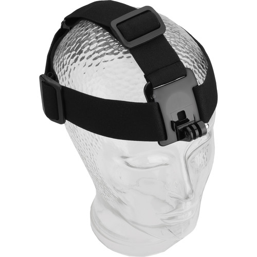 Film Crew Adjustable Head Strap Mount for GoPro