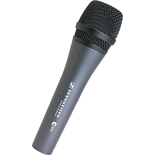 Sennheiser e 835 – Cardioid Handheld Dynamic Microphone