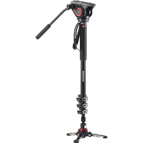 Manfrotto MVMXPRO500US XPRO Aluminum Video Monopod