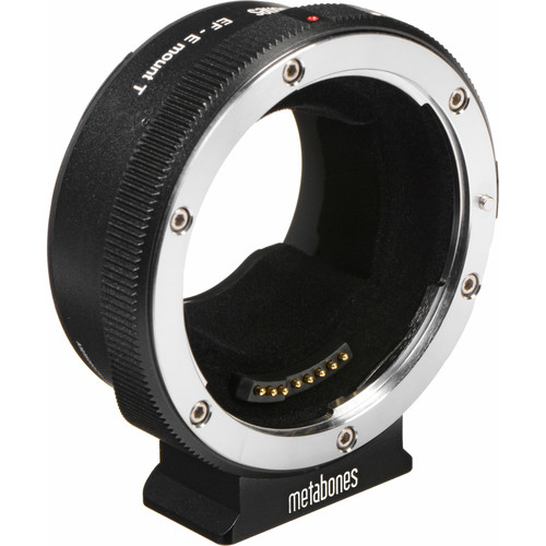 Metabones Canon EF/EF-S Lens to Sony E Mount T Smart Adapter