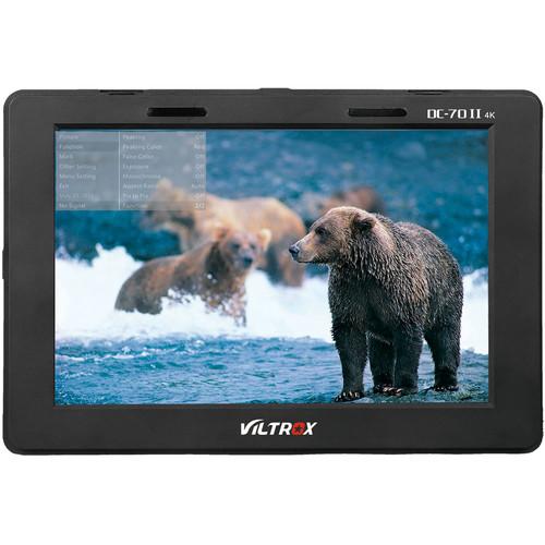 Viltrox DC70 II 7″ LCD On-Camera Monitor