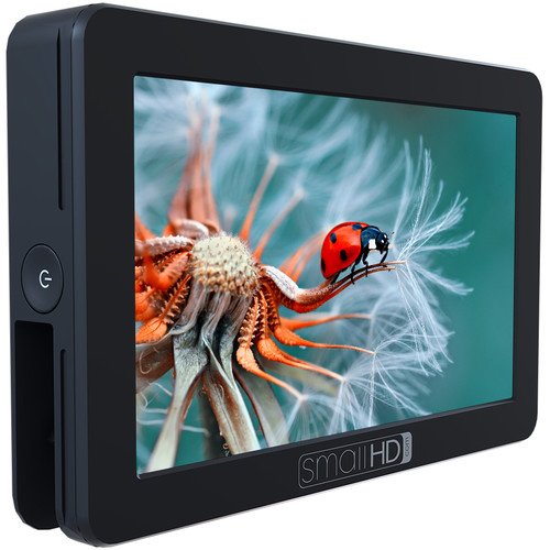 SmallHD FOCUS 5″ Base HDMI On-Camera Monitor