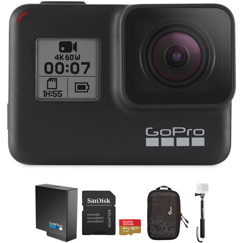 GoPro HERO7 Black Basic Kit