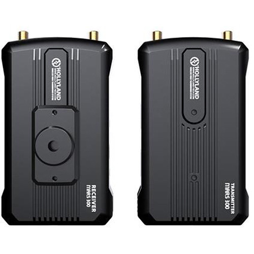 Hollyland Mars 300 Dual HDMI Wireless Video Transmitter & Receiver Set