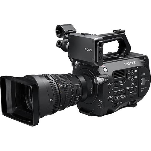 Sony PXW-FS7 4K XDCAM Super35 Camcorder