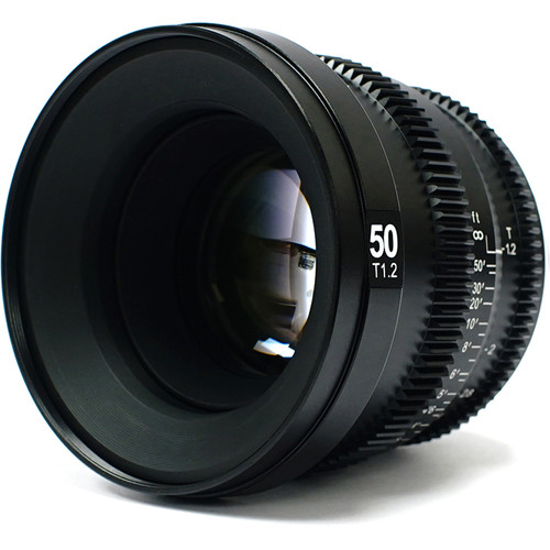 SLR Magic MicroPrime Cine 50mm T1.2 (E-Mount)