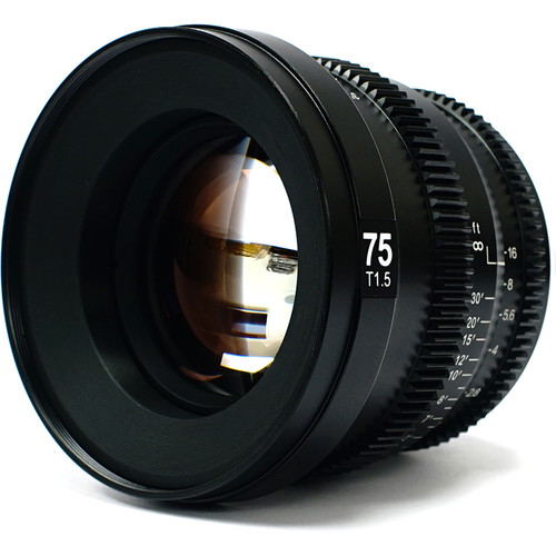 SLR Magic MicroPrime Cine 75mm T1.5 (E-Mount)