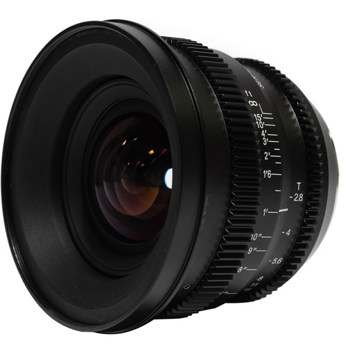 SLR Magic MicroPrime Cine 12mm T2.8 Lens (E-Mount)