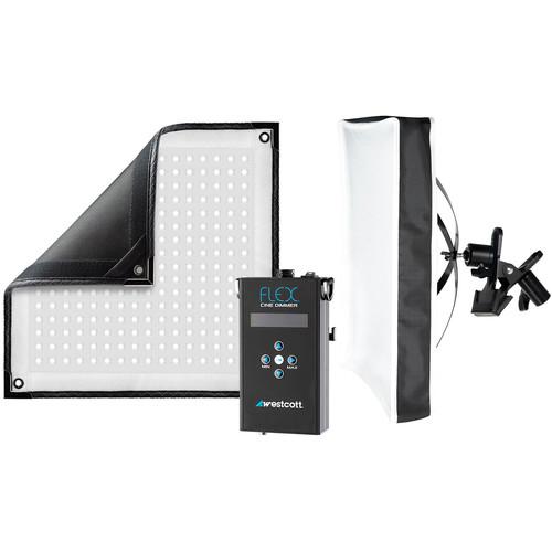 Westcott Flex Cine Daylight LED X-Bracket Kit (1 x 1′)